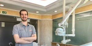 Clínica Dentoral tem um novo elemento: Dr. José Garcia